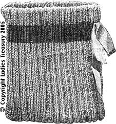 Single berlin wool